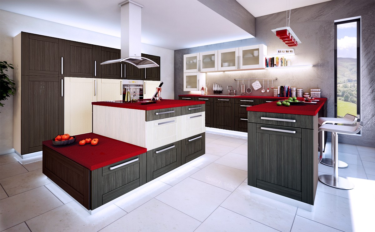 cuisines dressing menuiserie luc moreau cuisiniste penestin f rel. Black Bedroom Furniture Sets. Home Design Ideas