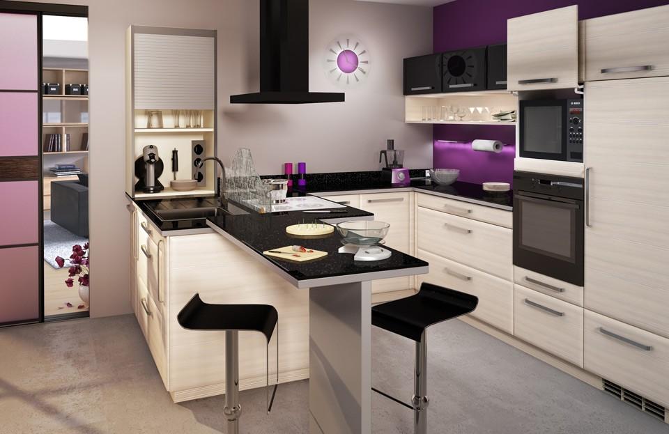 Chambre Winnie L Ourson Chez Aubert : cuisines amenagees cuisine moderne