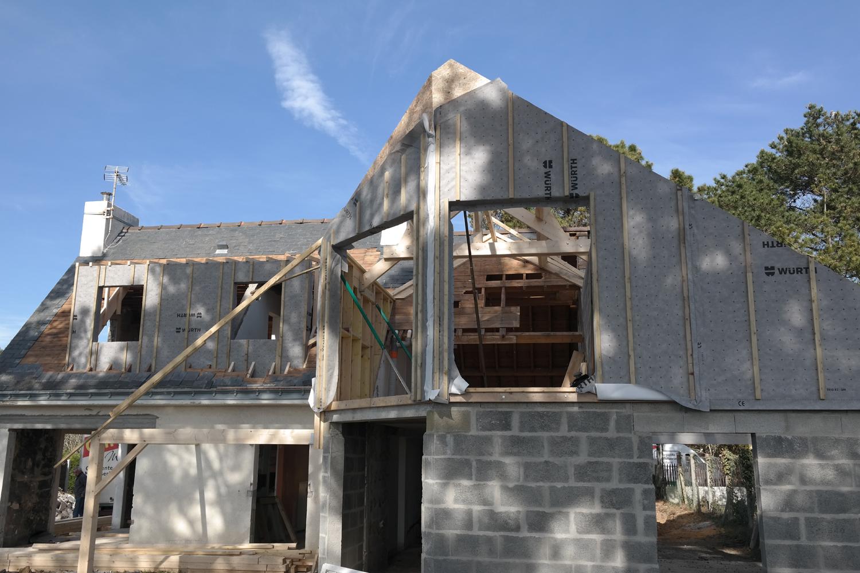 Constructeur Maison Bois Morbihan u2013 Maison Moderne # Maison Bois Morbihan