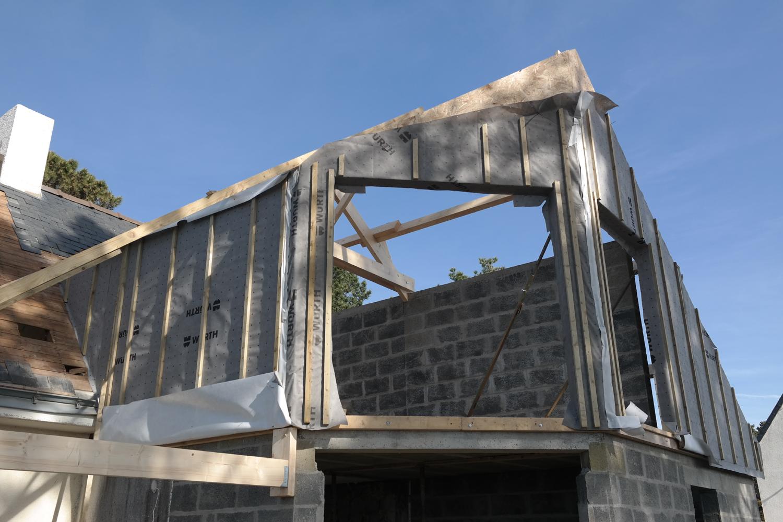 Constructeur maison bois morbihan for Constructeur maison acier