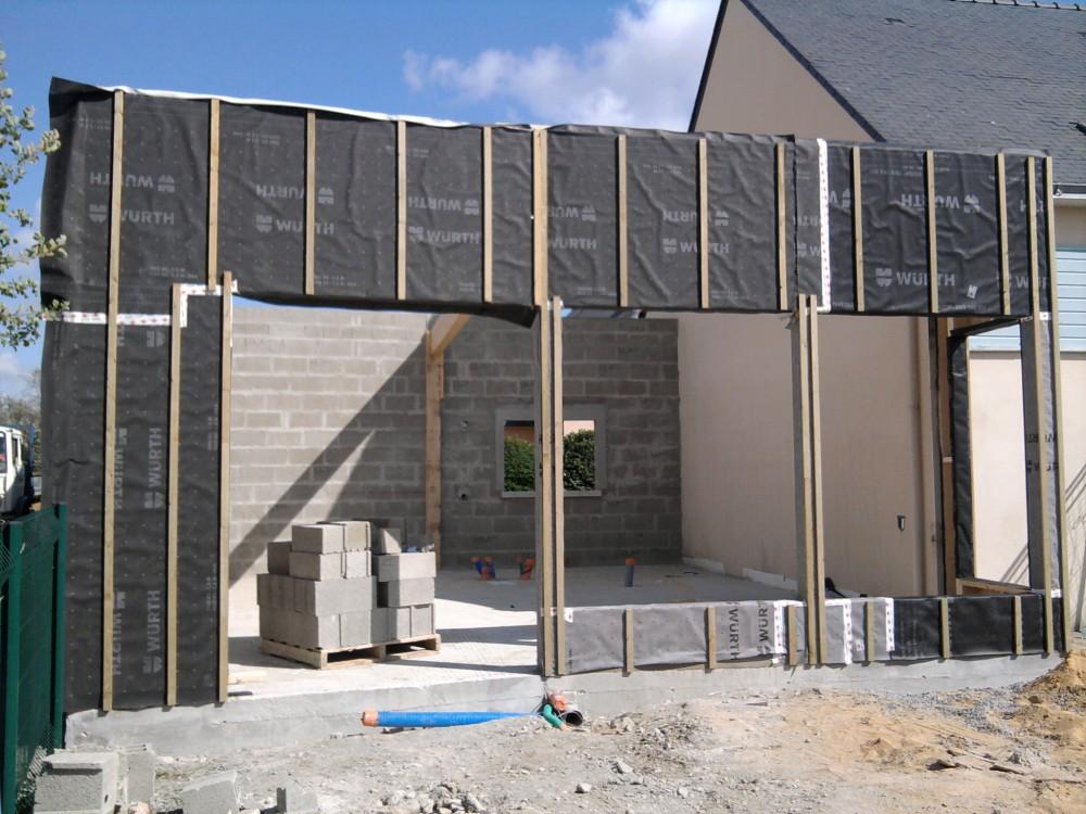Maison Ossature Bois Morbihan - Maison Morbihan Ossature Bois u2013 Toulon Design