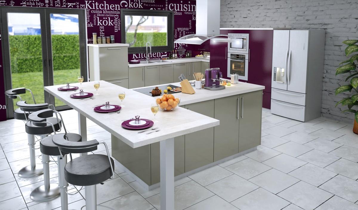Cuisines dressing cmp moreau - Fabricant de cuisine en france ...