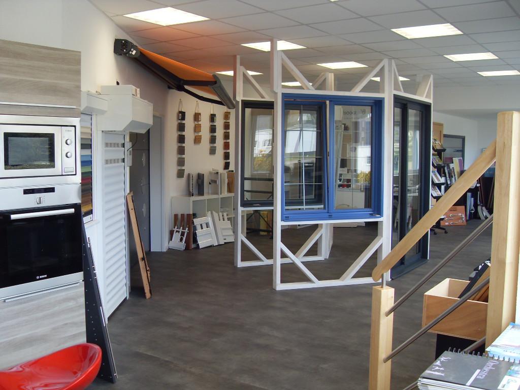 fenêtres, bloc de portes, menusierie intérieure, CMP, Luc Moreau, Penestin, La BAule, Guérande, Morbihan